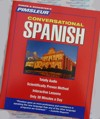 Pimsleur Conversational Spanish - Audio Book 8 CD -Discount-Learn to speak Spanish