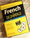 French For Dummies Audio CD and Book - Learn to Speak French