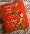 Green Eggs and Ham  and other servings of  DR Seuss Audio Book CD NEW