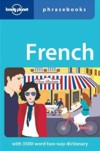 French Phrasebook and Dictionary - Lonely Planet