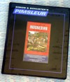 Pimsleur Comprehensive Indonesian 16 Audio CDs  - Learn to Speak Indonesian