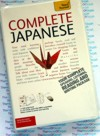 Teach Yourself Japanese - 2CDs and Illustrated Book - AudioBook CD