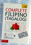 Teach Yourself Complete Filipino Tagalog (Book+ 2CDs) Phillipines