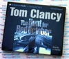 The Hunt for Red October - Tom Clancy - AudioBook CD Unabridged