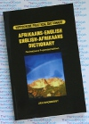 Afrikaans-English and English-Afrikaans Dictionary