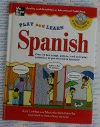 Play and Learn Spanish - AudioBook CD